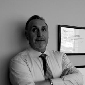 """Santo Gracioppo, CPA, CA, CA-CBV <span class=""""team-cheat"""">Founding Partner Paoletti Gracioppo Therrien, LLP.</span>"""